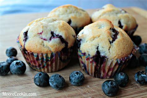 Blueberry Muffins Recipe ? Dishmaps