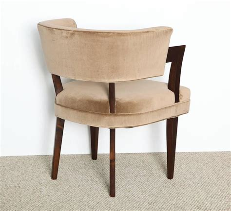 Pull Ups With A Chair by Pull Up Chair By Eugene Schoen At 1stdibs