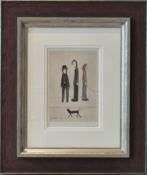 fine art floor ls new collection of l s lowry works hepplestone fine art