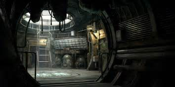 interior space beat reichenbach dead space 3 interior
