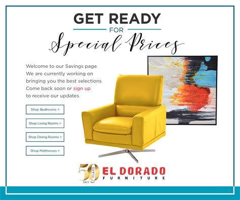 after thanksgiving furniture sales thanksgiving sales event el dorado furniture
