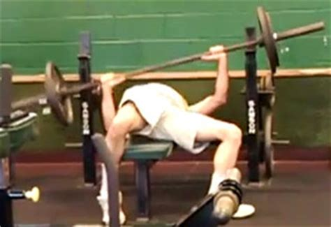 bench press fail the are no shortcuts healthy living heavy lifting