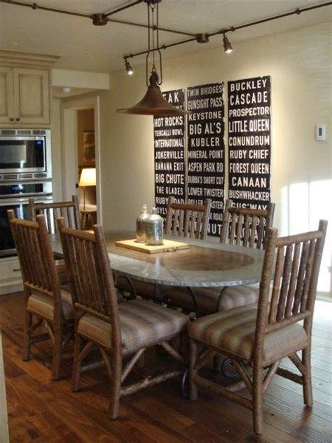 modern rustic dining room pendant lighting other metro