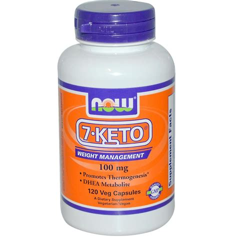 supplement 7 keto now foods 7 keto 100mg 120 capsules review for sale
