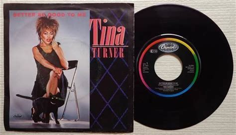 tina turner better be to me tina turner better be to me 1984 7 quot selges