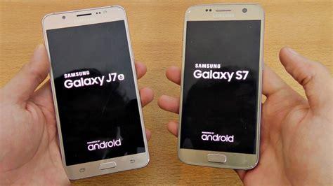 Samsung J7 Pro Vs S7 Edge Samsung Galaxy J7 Vs Samsung Galaxy S7 191 Cu 225 L Es Mejor
