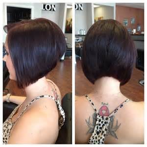 Stacked bob hairstyles pinterest