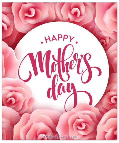 happy mothers day cards 200 heartfelt mother s day wishes greeting cards and messages