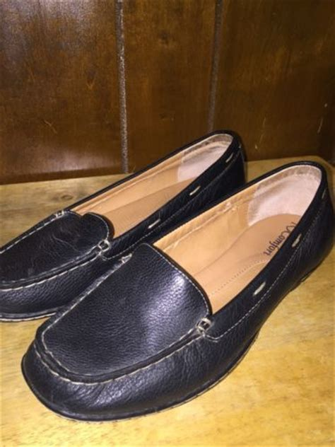 i love my comfort shoes i love comfort maddy women size 7 5 m black leather casual