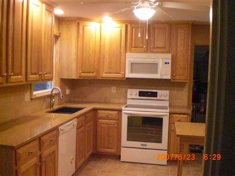 red kitchens with oak cabinets kitchen remodeling gutshalls kitchens