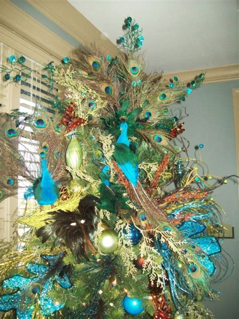 25 best ideas about peacock decor on pinterest peacock 25 peacock christmas tree decorations ideas magment