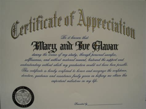 tag army certificate of appreciation sle of certificates of appreciation new calendar
