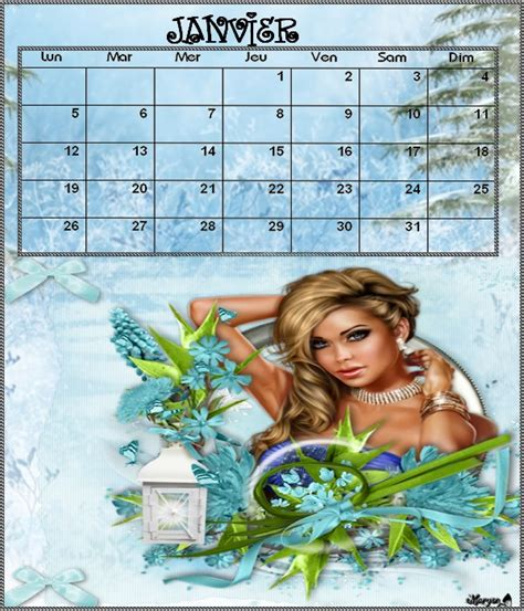 Calendrier 5 Janvier 2015 Calendrier Page 7