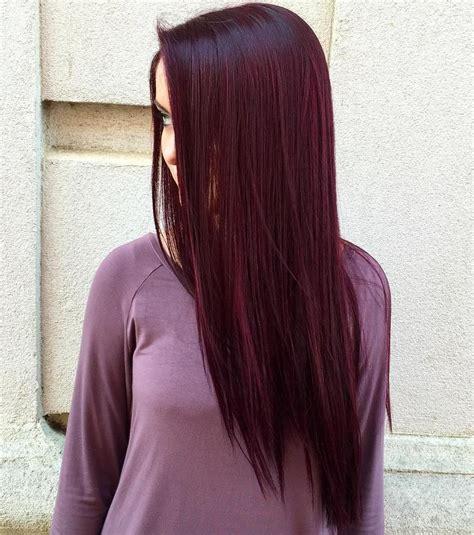 maroon hair color 50 shades of burgundy hair maroon wine
