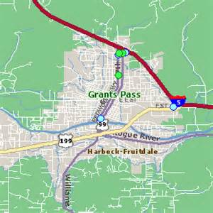 Grants Pass Oregon Map by Grants Pass Or Hotel Rates Comparison Amp Reservations