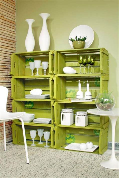 diy crate 14 diy wooden crate furniture design ideas pallet furniture diy