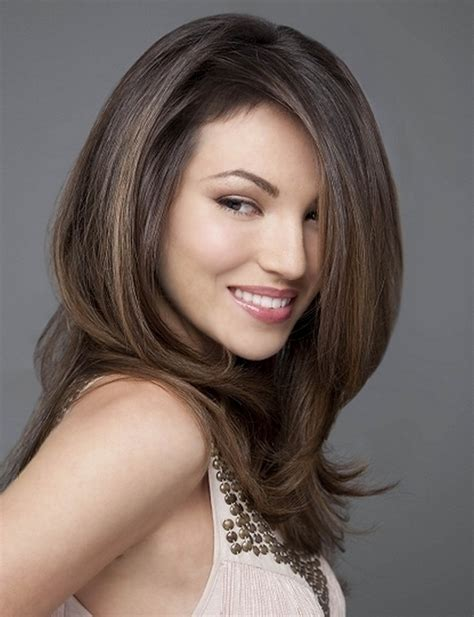 8 sexy hairstyles for girls with long hair 2018 layered haircuts for long hair