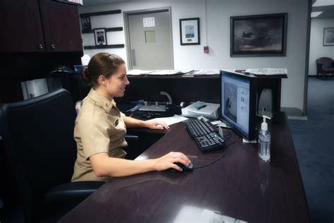 Online Admin Work From Home - office and administrative support careers navy com