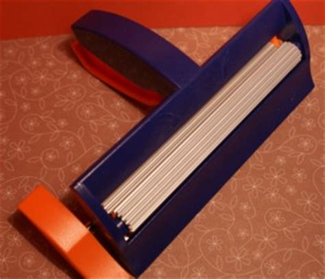 Tools For Paper - paper crimper