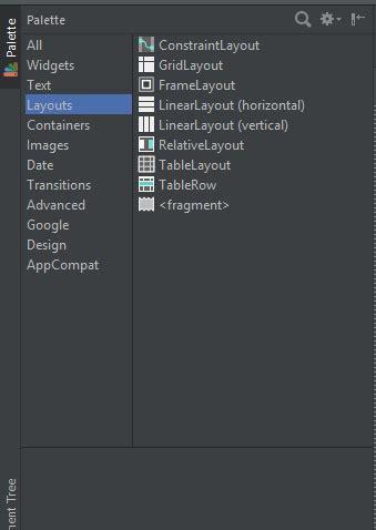 jenis layout pada android android studio part 4 pengenalan layout android malas