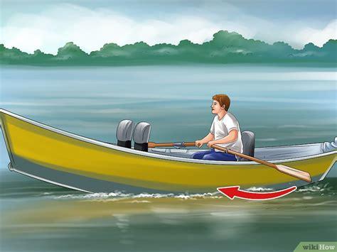 que boten 3 formas de remar un bote de remo wikihow