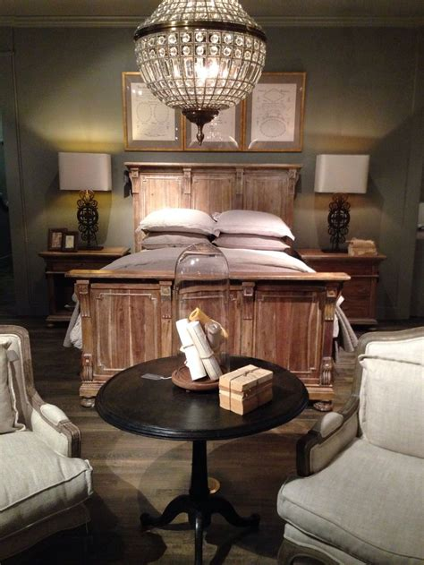 restoration hardware bedrooms restoration hardware bedroom 171 home 187 pinterest photo