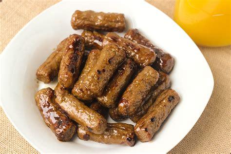 turkey recipe with sausage maple glazed turkey sausage