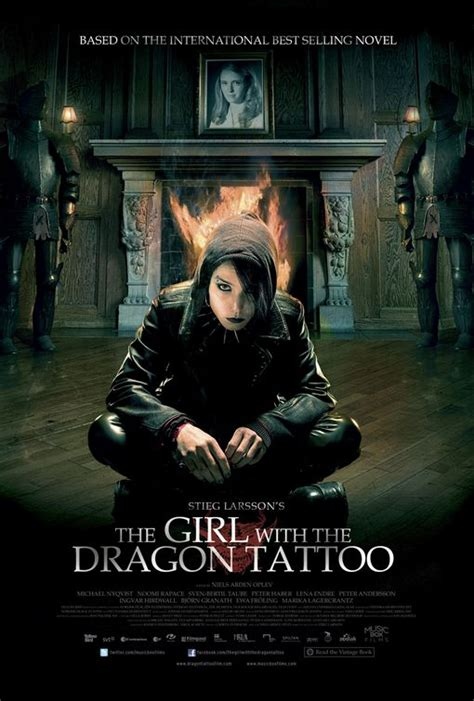 books like the girl with the dragon tattoo jonny s movee review the with the