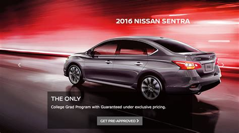 Passport Nissan Of Alexandria by Check Out Nissan College Offers At Passport Nissan Va