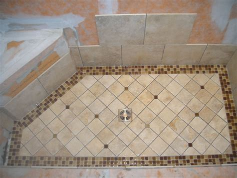 tile for bathroom floor and shower shower floor tile wrapping bathroom interior in chic