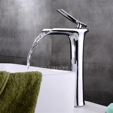 waterfall bathroom sink faucets reviews