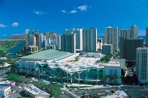 hawaii convention center floor plan honolulu marathon expo