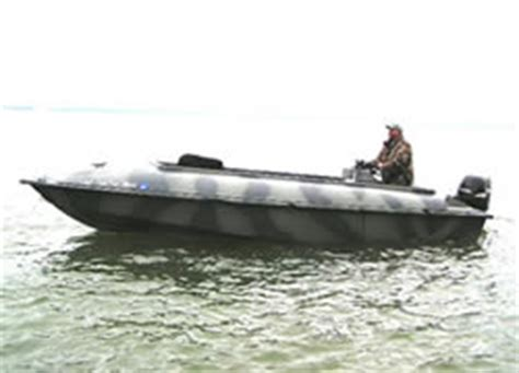 pit boss boat pitboss waterfowl guided waterfowl sea duck hunting on
