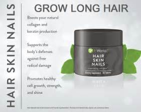 it works hair skin and nails challenge purchase and