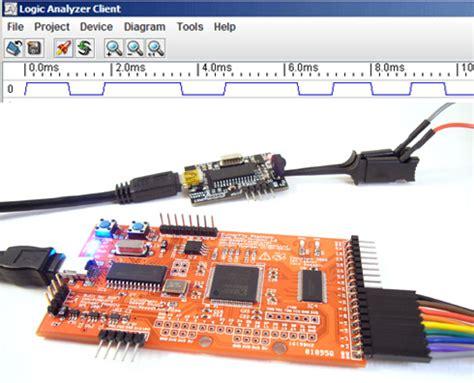 open bench logic sniffer logic sniffer 171 dangerous prototypes