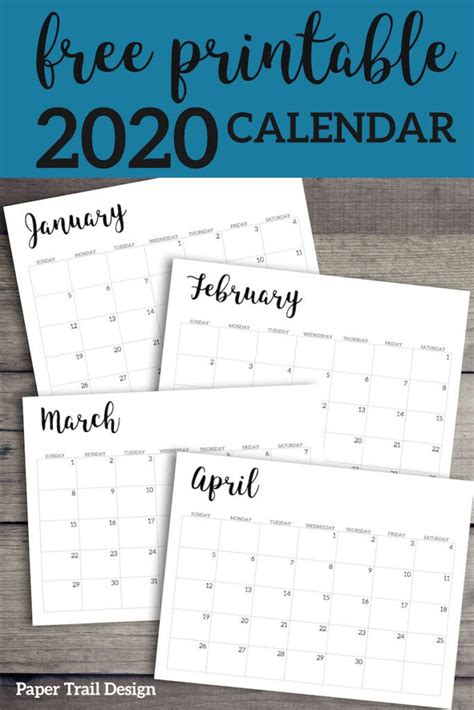calendar printable  template monthly planner printable calendar  printable calendar