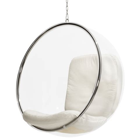 Hanging Bubble Chair by Eero Aarnio Originals (Authentic