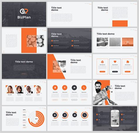best free template free powerpoint template business the best 8 free