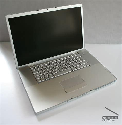 Laptop Apple 17 review apple macbook pro 17 inch notebookcheck net reviews