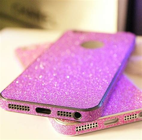 Glitter Sticker Sticker Glitter Glitter Garskin Iphone 5 5s 5se shinning sparkling sticker for iphone 5 shops glitter and stickers