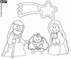 printable coloring pages holy family holy family and the coloring page printable