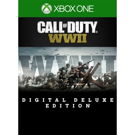 Xbox One Siap Cod Jakse call of duty 174 wwii digital deluxe xbox one redeem code xbox one gameflip