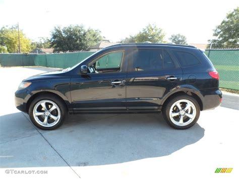 Hyundai Santa Fe Wheels by 2007 Hyundai Santa Fe Limited Custom Wheels Photo