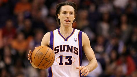 Steve Nash steve nash inducted to suns ring of honor