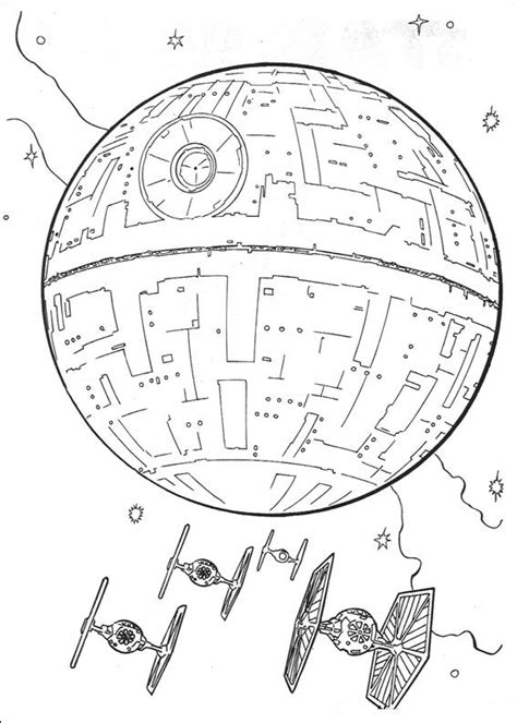 kids fun 67 coloring pages star wars