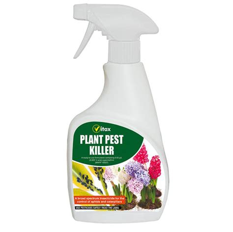 plant pest killer 300ml bug and insect deterrent pest