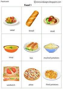 Food Gift Card - best 25 food flashcards ideas on pinterest vocabulary in english verbs in english