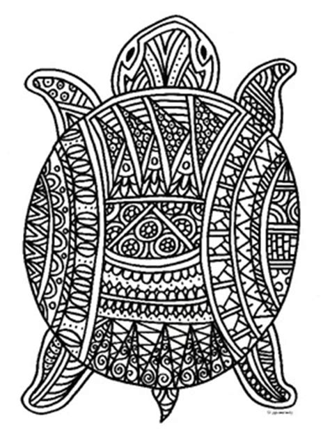 Abstract coloring pages detailed printable coloring book for adults