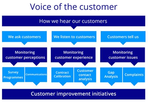 how to contact customer service the complete manual books voice of the customer voc lean six sigma