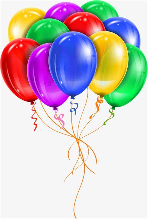 colorful balloons colorful balloon balloon clipart colourful